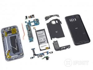 Dế sắp ra lò - Samsung Galaxy S7 rất khó sửa chữa khi gặp vấn đề