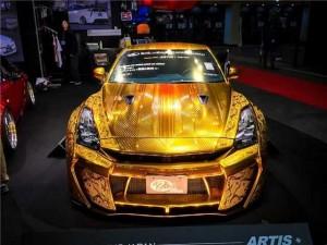 """Ô tô - Xe máy - Ngắm """"Nữ thần vàng"""" Nissan R35 GT-R"""