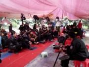 An ninh Xã hội - Vụ cảnh sát đi tàu hỏa bắt sới bạc: Tạm giữ 91 đối tượng