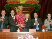 Tin tức trong ngày - Ông Trần Đại Quang điều hành khai mạc Hội nghị Trung ương 2