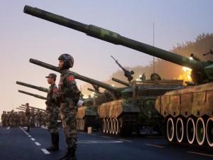 Thế giới - Trung Quốc đang mạo hiểm chạy đua quân sự với Mỹ