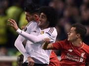 Các giải bóng đá khác - Chơi thô bạo, Fellaini đối mặt án phạt nặng