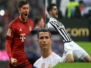 """Bóng đá - """"Bom tấn"""" Lewandowksi từ chối Real vì... """"sợ"""" Ronaldo"""