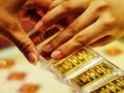 Tài chính - Bất động sản - Sau 1 đêm, vàng tăng giá gần 400.000 đồng/lượng