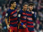 Bóng đá - La Liga trước vòng 29: Barca vẫy chào thành Madrid