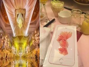 """Bạn trẻ - Cuộc sống - Khách mời được tặng iPhone, Ipad trong đám cưới """"khủng"""""""