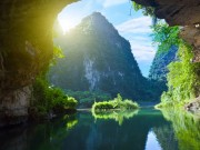 """Du lịch - Tam Cốc- Bích Động, """"Vịnh Hạ Long trên cạn"""" ở Ninh Bình"""