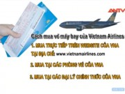Thị trường - Tiêu dùng - Vietnam Airlines cảnh báo vé máy bay giả ở Nhật Bản