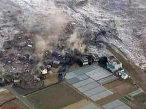 Video: Sóng thần kinh hoàng tàn phá Nhật Bản 5 năm trước