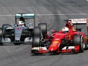 Thể thao - F1 - Mercedes và Ferrari: Đối thủ kỳ phùng (P1)