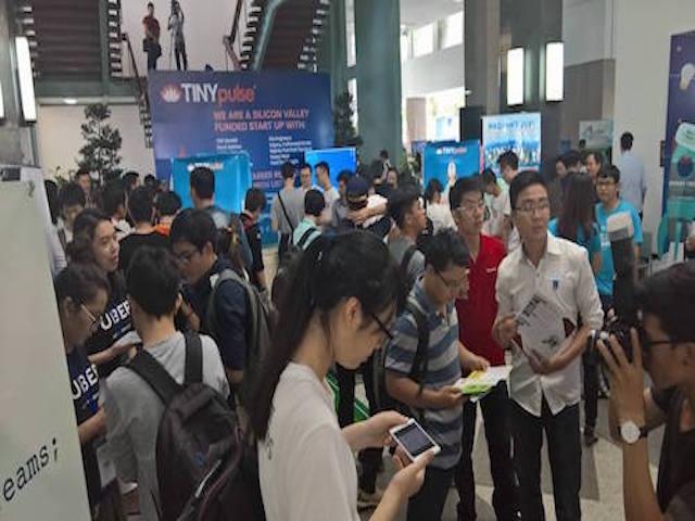 Sự kiện khởi nghiệp lớn nhất VN thu hút hơn 4.000 người