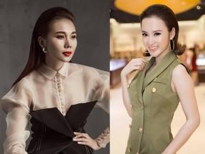 """Làm đẹp - Kiểu tóc vuốt ngược """"được lòng"""" mỹ nhân Việt"""