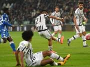 Bóng đá Ý - Juventus - Sassuolo: Bước ngoặt từ siêu phẩm