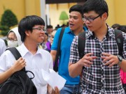Giáo dục - du học - Thi THPT quốc gia 2016: Không tổ chức cụm thi liên tỉnh