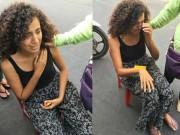 An ninh Xã hội - Du khách nước ngoài khóc nức nở khi bị cướp giữa TPHCM