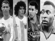 Bóng đá Tây Ban Nha - So tài Ronaldo-Messi: M10 so với Maradona, còn CR7? (P4)