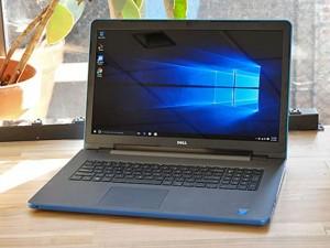 Đánh giá Dell Inspiron 17 5000: Trải nghiệm tốt, hiệu suất khá
