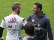 Bóng đá - Tin HOT tối 12/3: Fan Real thích Navas hơn De Gea