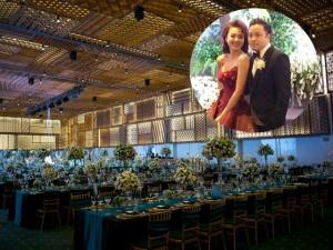Phim - Cô dâu Đinh Ngọc Diệp lộng lẫy trong lễ cưới