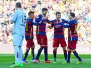 Bóng đá Tây Ban Nha - Chi tiết Barca - Getafe: Đánh tennis tại Nou Camp (KT)