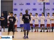 """Thể thao - Rèn tinh thần thể thao và """"săn"""" tài năng trẻ bóng rổ ở VN"""
