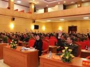 Tin tức trong ngày - Bốn tướng công an được giới thiệu ứng cử ĐBQH