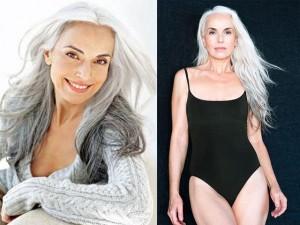 """Trị mụn và nám da - Người mẫu bikini 60 tuổi trẻ như 30 tuổi nhờ dầu giá """"bèo"""""""