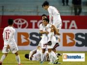 Bóng đá Việt Nam - Ngày hội bóng đá trẻ trên sân Cao Lãnh