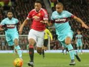 """Các giải bóng đá khác - MU – West Ham: Chỉ mành treo… """"Búa tạ"""""""