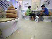 """Thị trường - Tiêu dùng - Những nhà hàng """"trố mắt mà ăn"""" ở Trung Quốc"""