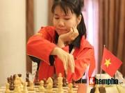 Thể thao - Kỳ thủ nữ số 1 VN vô địch giải cờ vua quốc tế 2016