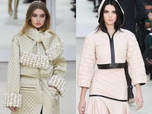"""Bí quyết mặc đẹp - Kendall và Gigi đẹp rực rỡ hóa """"nàng thơ"""" của Chanel"""