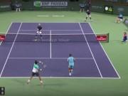 """Các môn thể thao khác - Tin thể thao HOT 13/3: """"Quái vật 2 đầu"""" hạ Nadal"""