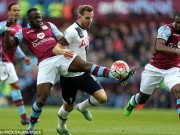 """Bóng đá - Aston Villa - Tottenham: """"Song sát"""" tỏa sáng"""