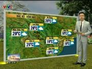 Tin tức trong ngày - Dự báo thời tiết VTV ngày 14/3