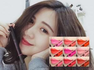 Làm đẹp - 5 mẫu son dưới 300 ngàn được hotgirl Việt yêu thích
