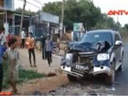 Video An ninh - Tai nạn giao thông làm tiêu tốn 300 tỷ đồng/ngày