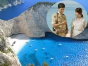 """Du lịch - Bãi biển thiên đường xuất hiện trong """"Hậu duệ mặt trời"""""""