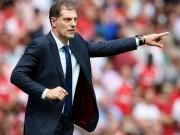 Bóng đá - HLV West Ham cáo buộc trọng tài thiên vị MU