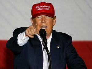 """Điểm nóng - Tỉ phú Trump: Tranh cử tổng thống do """"vợ bảo thế"""""""