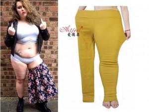 """Bí quyết mặc đẹp - Quảng cáo quần cho người béo bị """"ném đá"""" vì phản cảm"""