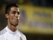 """Bóng đá - Ronaldo """"đổ đèo"""", Real xa dần La Liga"""
