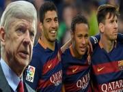 Cup C1 - Champions League - Góc châm biếm: Muốn ngăn Barca, hãy để họ đá penalty