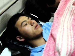 Tin tức Việt Nam - Giây phút bất lực nhìn bạn chết cháy trong xe khách