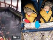 Giới trẻ - Cặp sinh đôi chết đuối trong bể cá vì bố mẹ bất cẩn