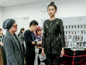Thời trang - Công Trí tất bật chuẩn bị cho Tokyo Fashion Week