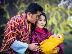 Thế giới - Hoàng tử mới sinh, dân Bhutan trồng 10 vạn cây ăn mừng
