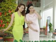 Hoa hậu Ngọc Hân  đụng độ  Hoa hậu Ngọc Diễm