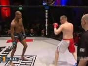 Võ thuật - Quyền Anh - MMA: Hạ đối thủ theo phong cách người nhện