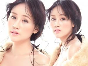 Bà Tưng – Huyền Anh đẹp gợi cảm trong bộ ảnh mới